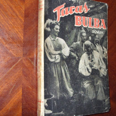 N. GOGOL - TARAS BULBA ( editie interbelica, rara ) * - Carte de colectie