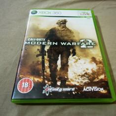 Joc Call of Duty Modern Warfare 2, XBOX360, original, alte sute de jocuri! - Jocuri Xbox 360, Shooting, 18+, Single player