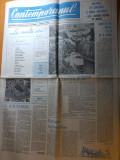 ziarul contemporanul 29 decembrie 1989 primul nr. dupa revolutie-serie noua