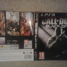 Coperta - Call of Duty Black Ops II - PS3 ( GameLand )