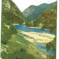 7148 - Romania ( 553 ) - Valcea, River OLT to Cozia - postcard - unused - Carte Postala Oltenia dupa 1918, Necirculata, Printata
