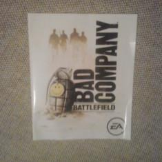 Manual - Battlefield Bad Company - PS3 ( GameLand )