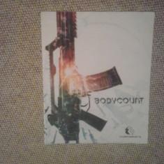 Manual - Bodycount - PS3 ( GameLand )