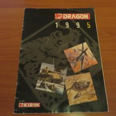 catalog Dragon - Kirin 1995 machete