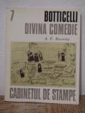 BOTTICELLI -DIVINA COMEDIE de A.E. BACONSKY