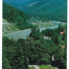 7147 - Romania ( 554 ) - Valcea, CACIULATA, River OLT - postcard - used - 1973 - Carte Postala Oltenia dupa 1918, Circulata, Printata