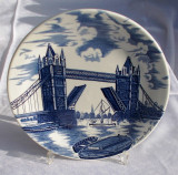 Farfurie - portelan Englezesc - Johnson Bros - Tower Bridge