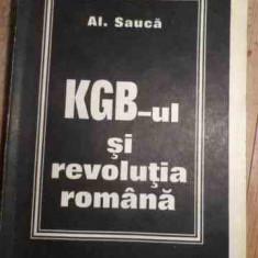 Kgb-ul Si Revolutia Romana - Al. Sauca, 530080 - Istorie