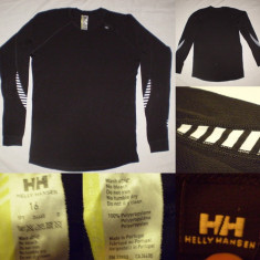 Bluza de corp HELLY HANSEN (S) termica first layer ski snowboard mountain - Echipament snowboard