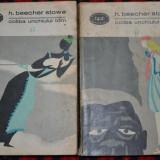 BPT 374 & 375 - HARRIET BEECHER STOWE - COLIBA UNCHIULUI TOM (2 volume) - Roman, Anul publicarii: 1967