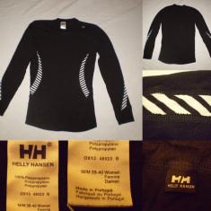 Bluza de corp HELLY HANSEN (M)dama termica first layer ski snowboard munte - Echipament ski Helly Hansen, Bluze, Femei