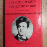 Franzosisch Und Deutch - Arthur Rimbaud Samtliche Werke ,530145