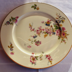 Platou / Farfurie decorativa - portelan Bavaria - Rosenthal - Aida - 1912, Seturi