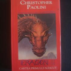 Christopher Paolini - Eragon II Cartea primului nascut