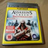 Joc Assassin's Creed Brotherhood Special Edition original, PS3! - Jocuri PS3 Ubisoft, Actiune, 18+, Single player