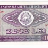 2) Bancnota 10 Lei 1966 VF+/XF - Bancnota romaneasca