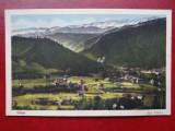 AKDVTM- Carte postala - Vedere  - Bran - zona Bran vedere generala