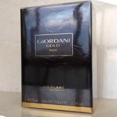 Apă de toaletă Giordani Gold Man (Oriflame) - Parfum barbati Oriflame, 75 ml