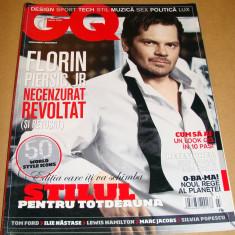 Revista GQ Romania ( Gentlemen's Quarterly) - Martie 2009