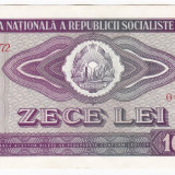 1) Bancnota 10 Lei 1966 VF+/XF - Bancnota romaneasca