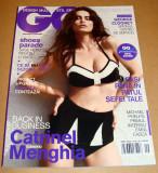 Revista GQ Romania ( Gentlemen's Quarterly) - Septembrie / Noiembrie 2013