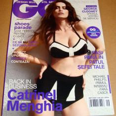 Revista GQ Romania ( Gentlemen's Quarterly) - Septembrie / Noiembrie 2013 - Revista barbati
