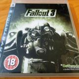 Joc Fallout 3 original, PS3! Alte sute de jocuri!