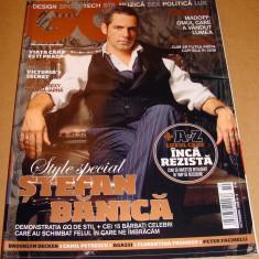 Revista GQ Romania ( Gentlemen's Quarterly) - Octombrie 2009 Nr. 8
