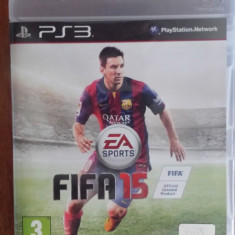FIFA 15 PS3 - Jocuri PS3 Ea Sports, Sporturi, 3+