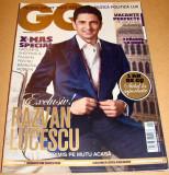 Revista GQ Romania ( Gentlemen's Quarterly) - Ianuarie 2010 Nr. 11
