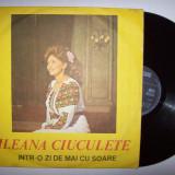 Disc vinil ILEANA CIUCULETE - Intr-o zi de mai cu soare (ST - EPE 01905)