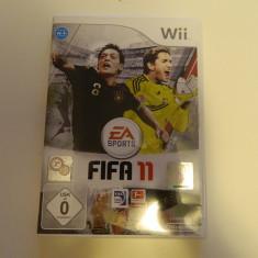 Joc nintendo, joc consola, FIFA 11, Wii U, original. SUPER OFERTA! - Jocuri WII U, Actiune, Toate varstele, Multiplayer