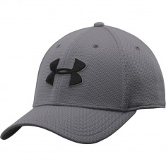 SAPCA UNDER ARMOUR Blitzing II Stretch Fit Cap Graphite/Negru L/XL - Sapca Barbati Under Armour, Culoare: Din imagine