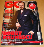 Revista GQ Romania ( Gentlemen's Quarterly) - Ianuarie 2009 Nr. 10