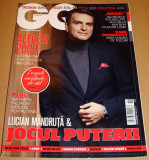 Revista GQ Romania ( Gentlemen's Quarterly) - Noiembrie 2009 Nr. 9