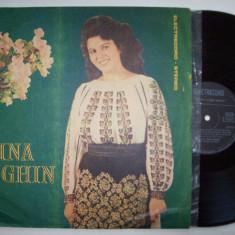 Disc vinil IRINA LOGHIN - Sa cant cu drag omului (ST - EPE 03772) - Muzica Populara electrecord