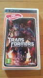 JOC PSP TRANSFORMERS REVENGE OF THE FALLEN ESSENTIALS ORIGINAL / by WADDER