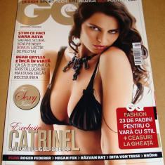 Revista GQ Romania ( Gentlemen's Quarterly) - Iulie - August 2009 Nr. 6 - Revista barbati