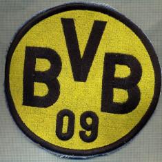 311 -EMBLEMA MARE - FOTBAL,, BVB 09