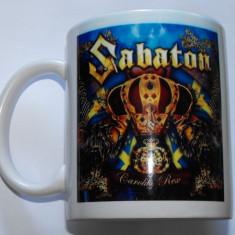 Cana Sabaton,Motorhead,Nirvana,AC/DC,Queen,Slayer,Guns,Rammstein +multe modele