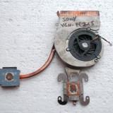 PHLEX176 Radiator cu ventilator de racire laptop Sony Vaio VGN-FE21S