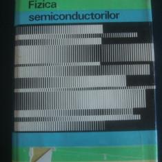 P. S. Kireev - Fizica semiconductorilor