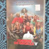 COMEDIE DE GROAZA V / SCARY MOVIE 5 - 1 DVD ORIGINAL FILM - CA NOU!