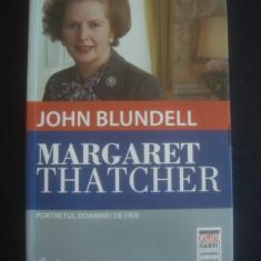 John Blundell - Margaret Thatcher