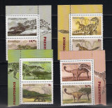 ROMANIA 2016 - ANIMALE PREISTORICE - VINIETA 1 -  LP  2092, Stampilat