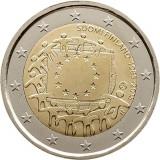 REDUCERE - Drapelul UE - Finlanda moneda comemorativa 2 euro 2015 - UNC, Europa