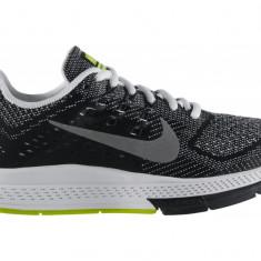 Nike Zoom Structure 18 Flash- incaltaminte barbati- Adidasi nike - Adidasi barbati Nike, Marime: 45, Culoare: Din imagine, Textil
