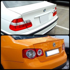 Lip/eleron slim universal, gen ///M BMW