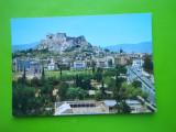 HOPCT  22161  GRECIA ATENA -ACROPOLE SI TEMPLUL LUI JUPITER     [NECIRCULATA], Printata