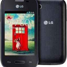Folie sticla LG L35 securizata 2.5D protectie display - Folie de protectie TemperedGlass